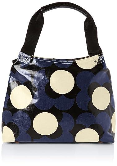Damen Classic Zip Shoulder Bag Tasche Orla Kiely LZKMZvF