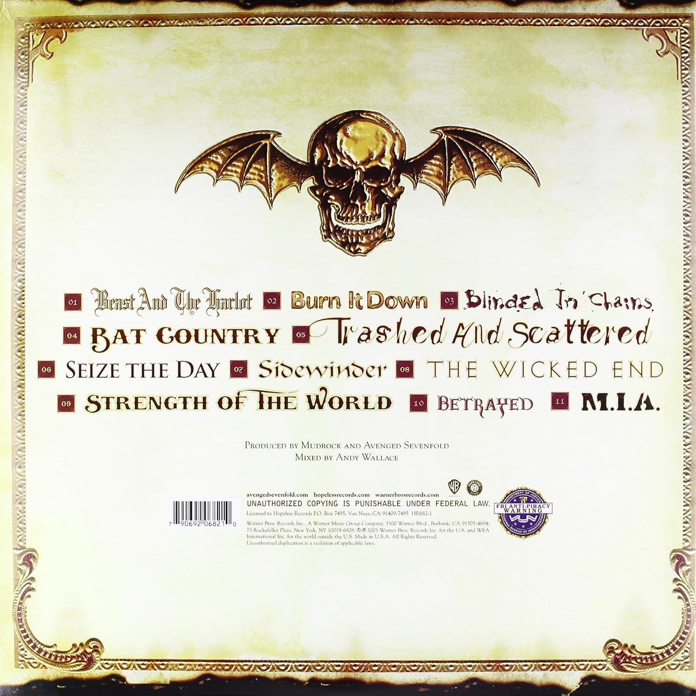 free download avenged sevenfold god hates us mp3