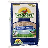 Wagner's 62059 Greatest Variety Blend Wild Bird Food, 16-Pound Bag
