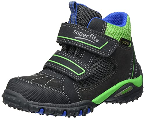 Superfit Jungen Sport4 Hohe Sneaker