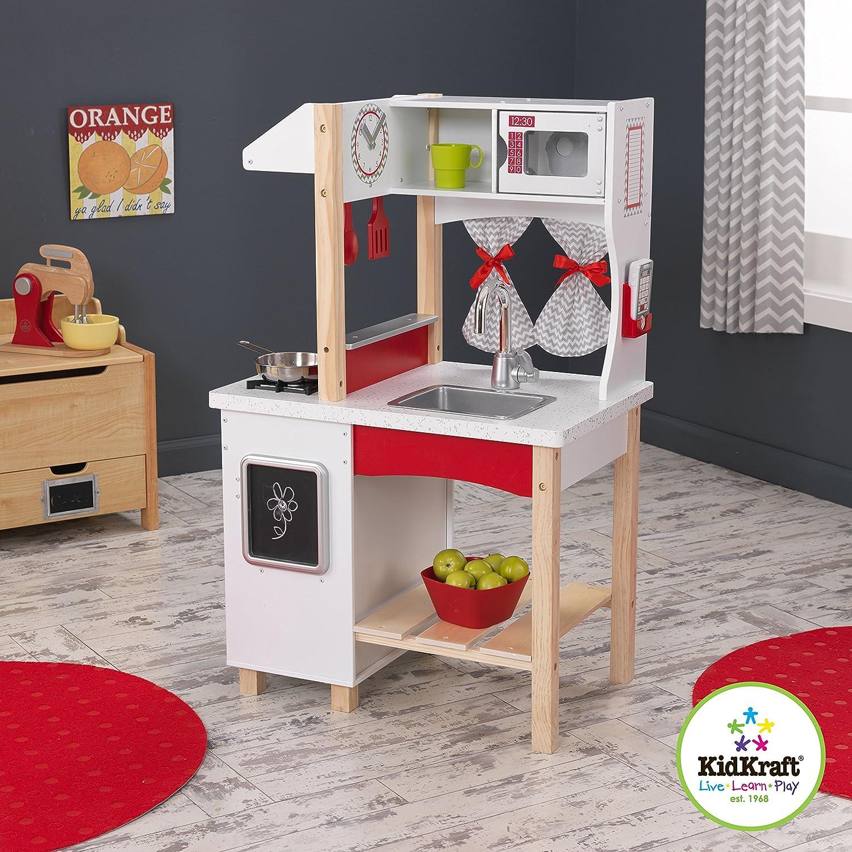 KidKraft - Cocina Moderna Estilo Isla (53330)
