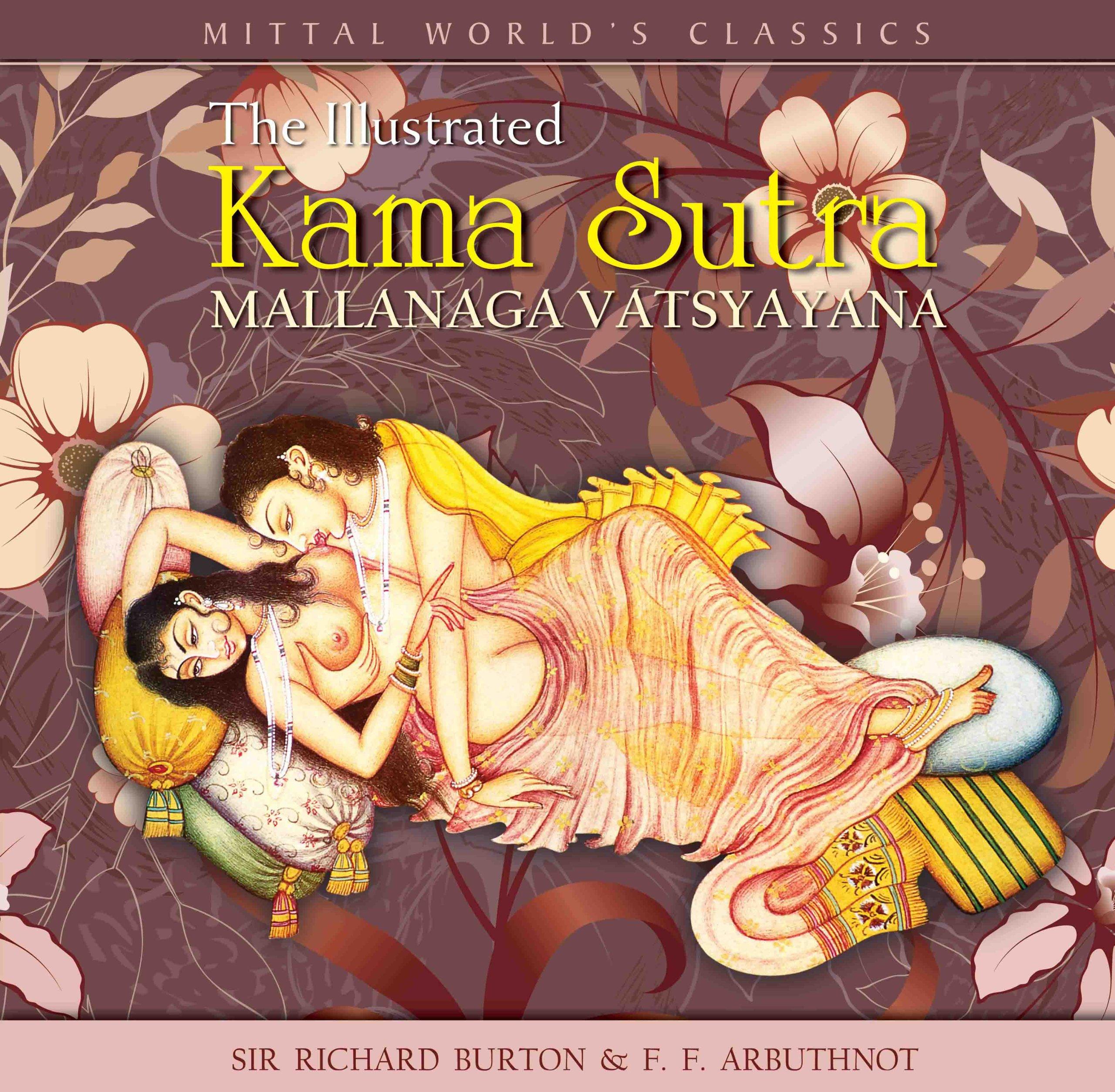 Vatsyayana Kamasutra Book