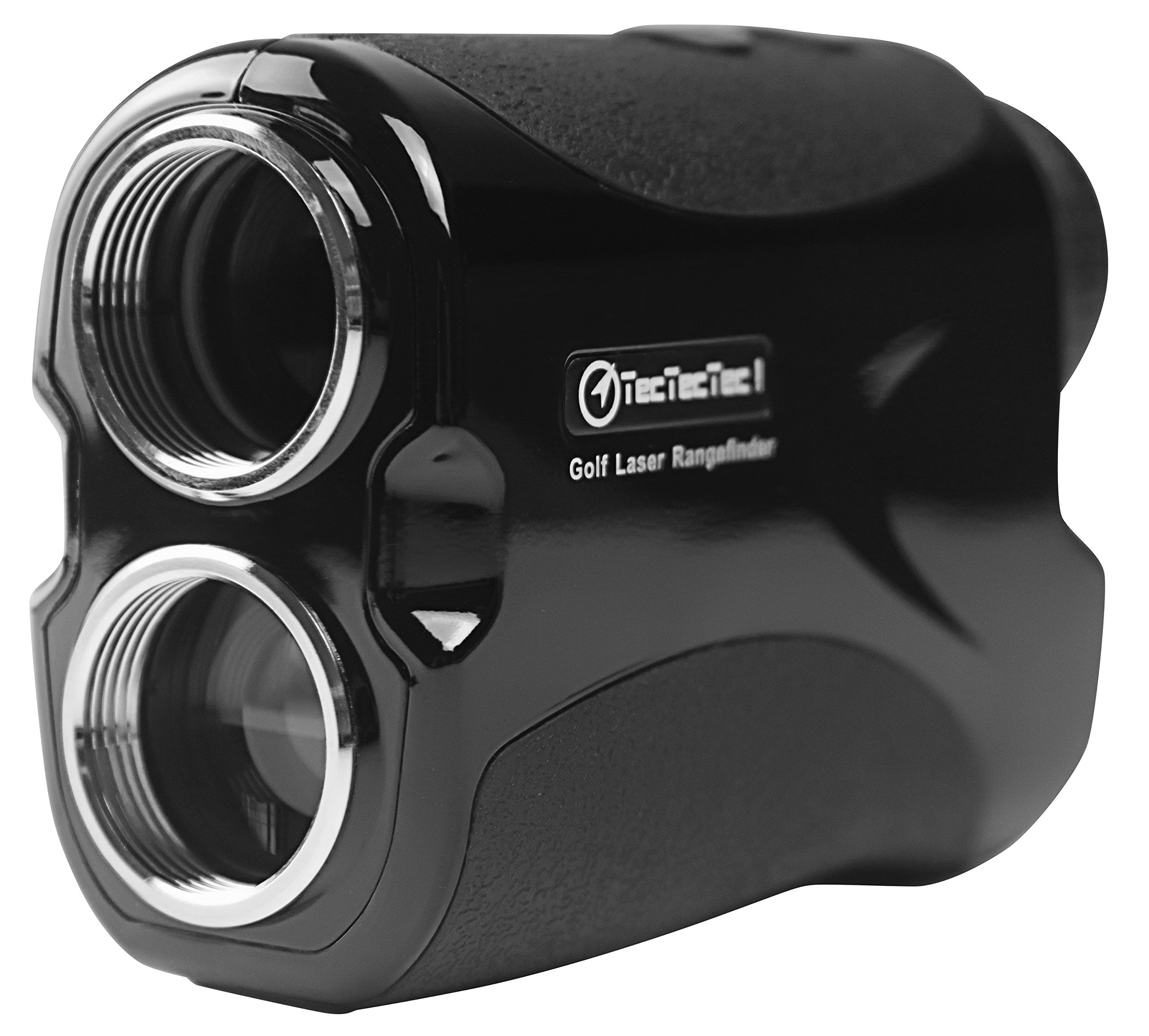 TecTecTec VPRO500 Golf Rangefinder - Laser Range Finder with Pinsensor - Laser Binoculars - with Battery by TecTecTec