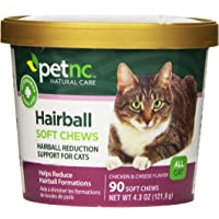 PetNC Natural Care Hairball for Cat