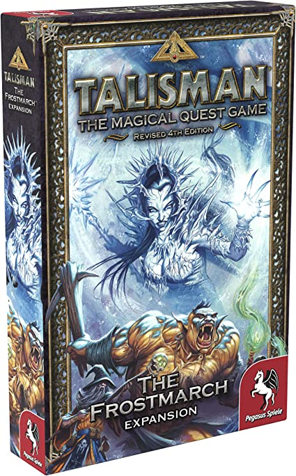 Talisman the Frostmarch Expansion