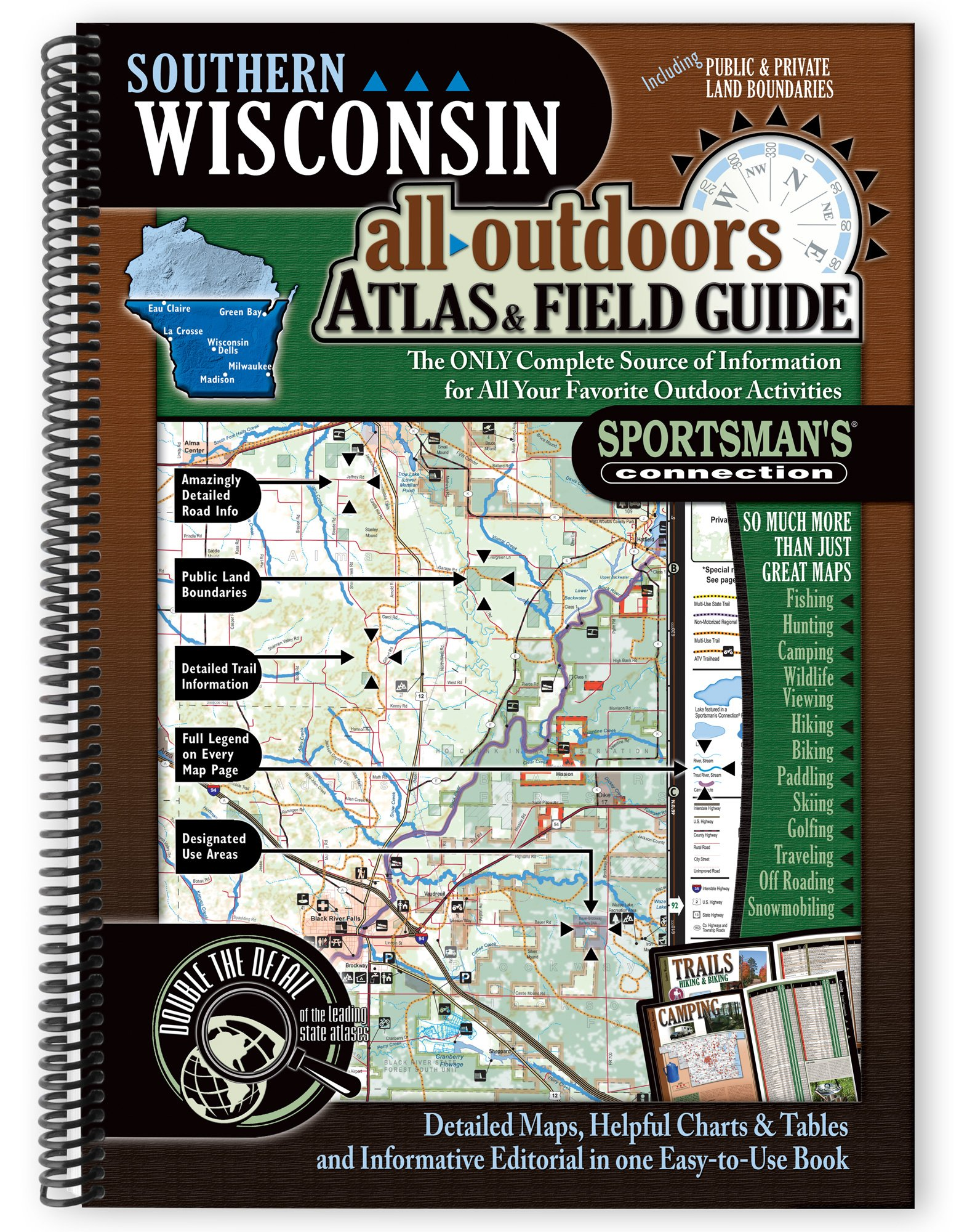 Southern Wisconsin All-Outdoors Atlas & Field Guide pdf