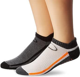 Ovation Ladies Tech Microfiber Sock Anti-Microbial//Comfort-Cuff Hot Orange 8-10