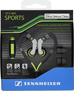 Sennheiser 0CX 686i Sports - Auriculares in-ear