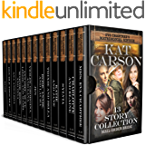 13 Story Collection: Mrs. Eva Crabtree's Matrimonial Services (Mail Order Bride Box Set Series)