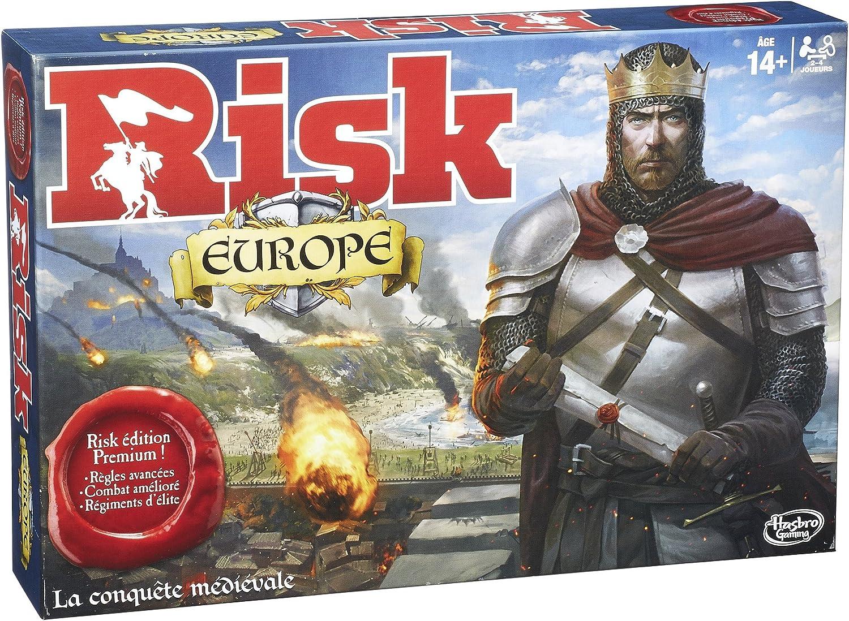RISK EUROPE: Amazon.es: Juguetes y juegos