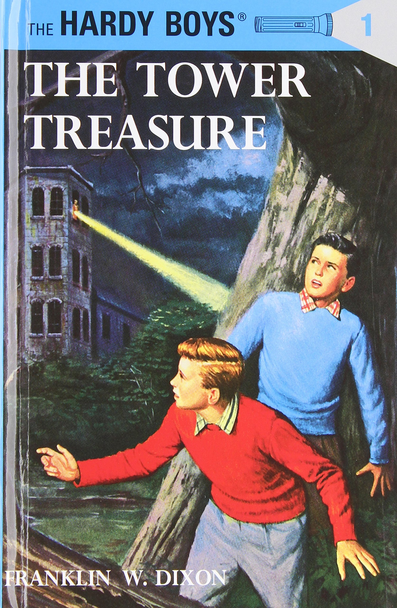 Image result for the hardy boys book 1