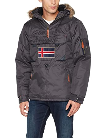 Corporate, Bomber Homme, Marron (Choco), MediumGeographical Norway