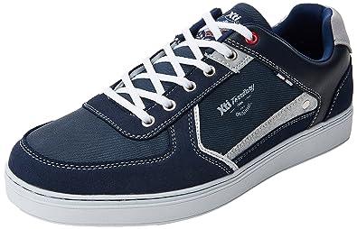 Xti 47153, Sneakers Basses Homme, Gris (Grey), 42 EU