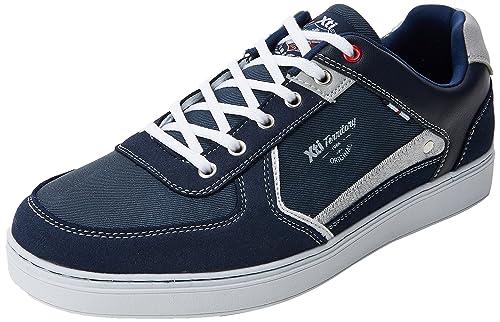 XTI 47151, Zapatillas para Hombre, Azul (Navy), 45 EU