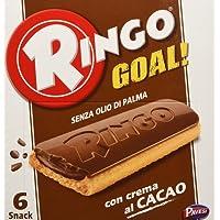 Ringo Pavesi - Ringo Goal al Cacao - 12 confezioni da 168 g [2.016kg]