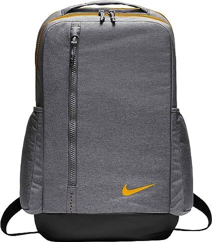 0b93f11ddb Amazon.com : Nike Vapor Power Heathered Training Backpack (Gunsmoke ...