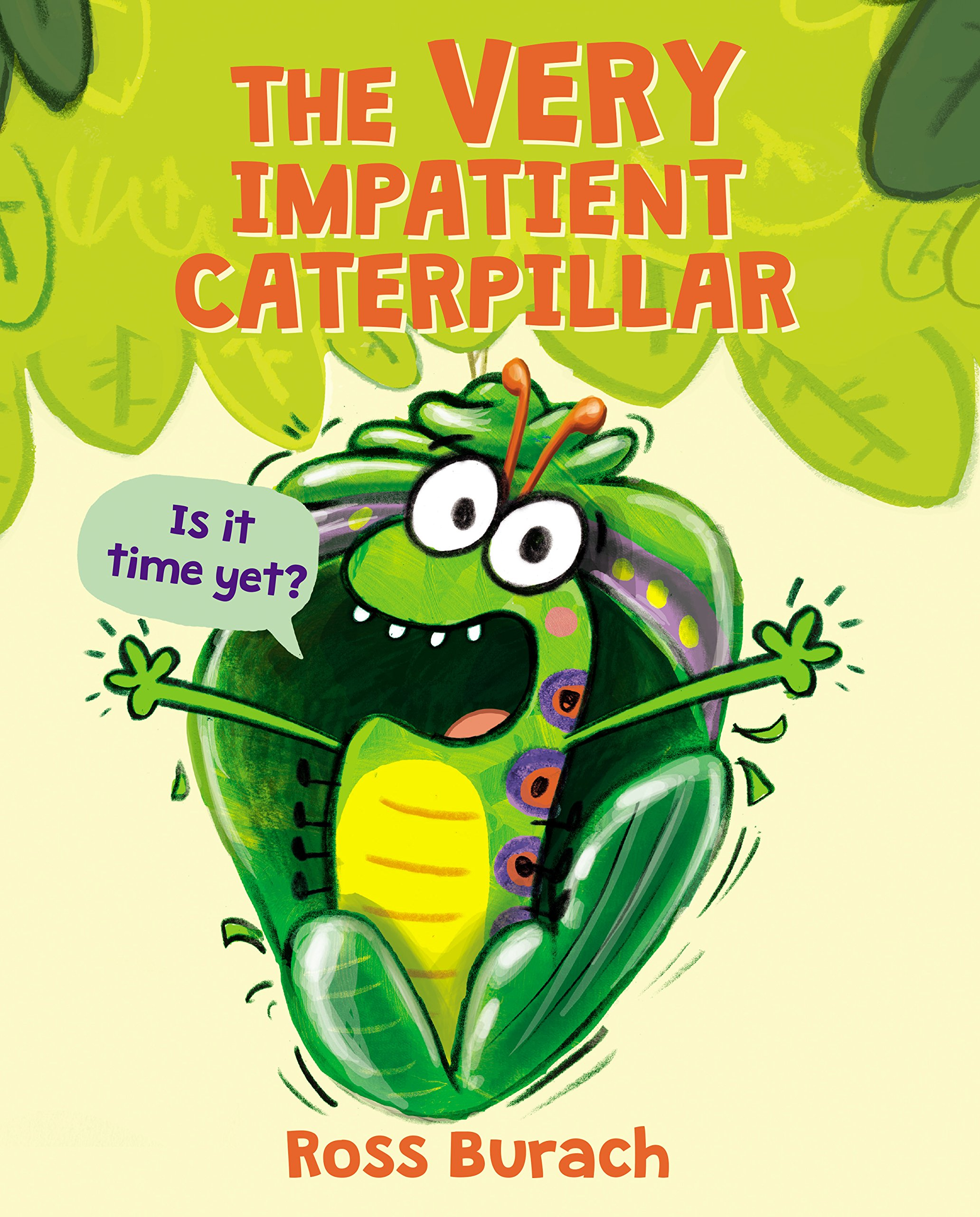 Image result for very impatient caterpillar amazon