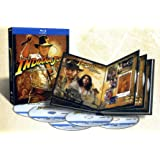Indiana Jones: Complete Adventure Collection [Blu-ray] [Import]