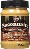 J&D's Baconnaise Bacon Flavored Spread, Regular, 15-Ounce Jars (Pack of 3)