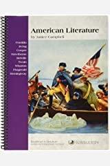 Excellence in Literature: American Literature (Reading and Writing through the Classics) Spiral-bound