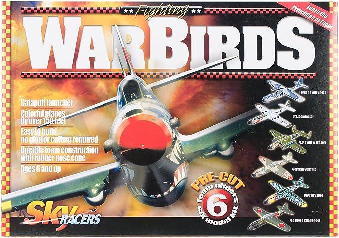 White Wings Warbirds, 6 Model Kit