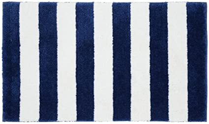 7efc27de96b Image Unavailable. Image not available for. Color  Garland Rug Beach Stripe  Bath Rug