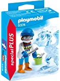 Playmobil 5374 Ice Sculptor Figures, For 4 Years & Above