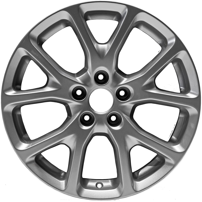 Dorman 939-650 Aluminum Wheel 17x7//5x110mm