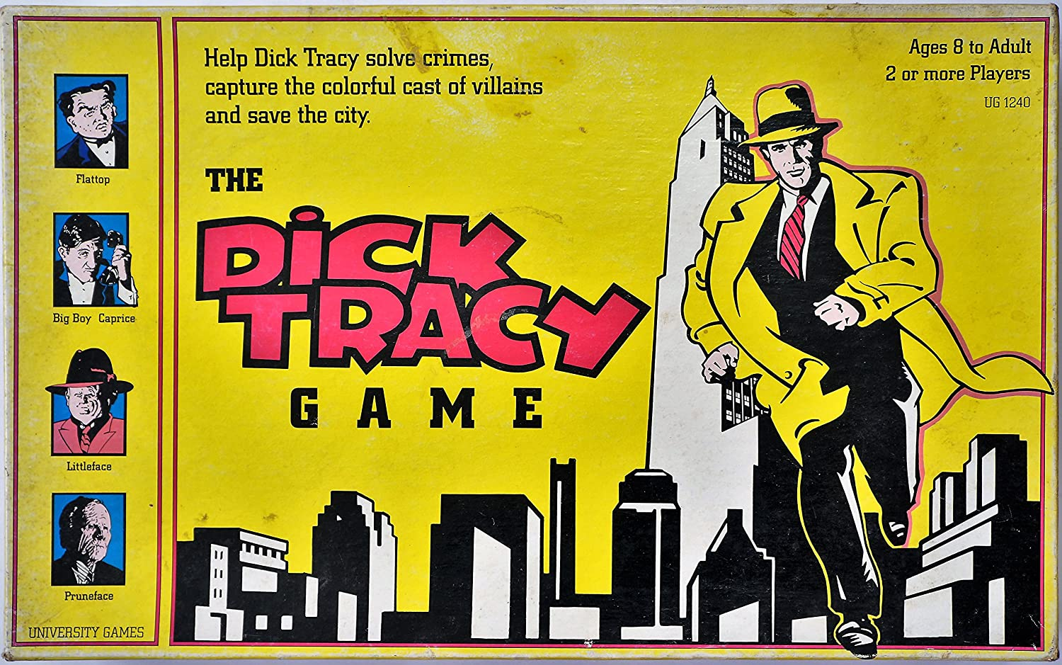 The Dick Tracy Game