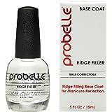 Probelle Filler Base Coat, Clear, Ridge, .5 Fluid Ounce