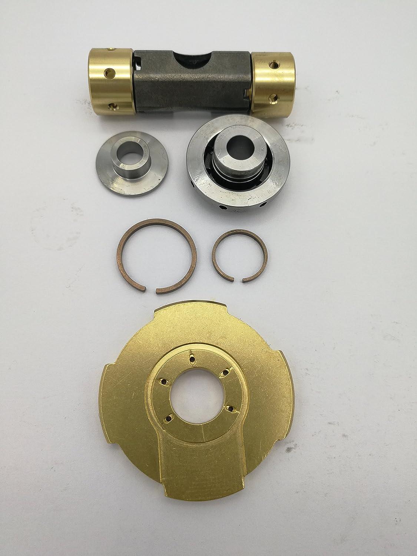 94 - 03 ford POWERSTROKE 7.3L Turbo Upgraded 360 ° Thrust reconstruir Kit de reparación para GTP38 Garrett & TP38 Turbo: Amazon.es: Coche y moto