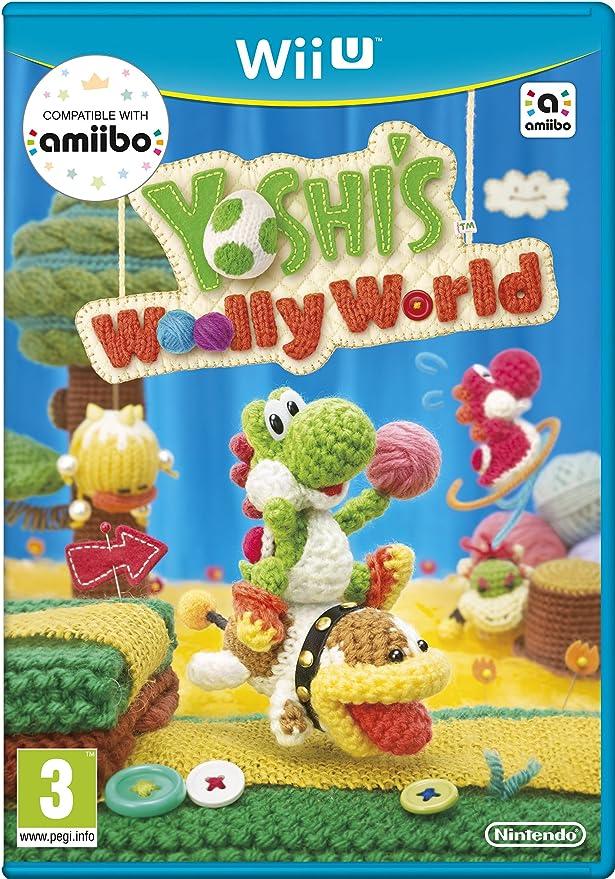 0922618c66af8 Yoshi s Woolly World (Nintendo Wii U)  Amazon.co.uk  PC   Video Games