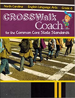 English language arts common core performance coach 6th grade crosswalk coach for the common core state standards 313na english language arts grade 6 fandeluxe Image collections