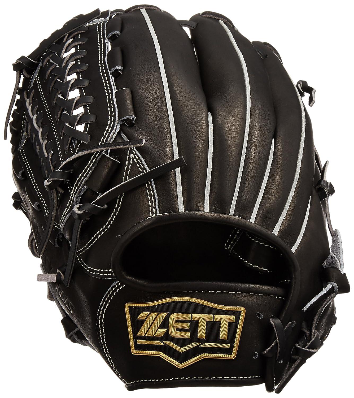 ZETT(ゼット) ソフトボール グラブ (グローブ) ネオステイタス オールラウンド 左投用 ブラック(1900) BSGB51720 B072QRNTCC