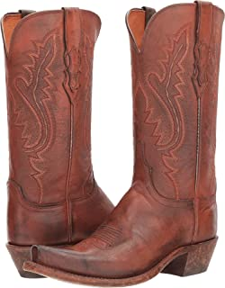 product image for Lucchese Wynonna Antique Coral 7.5