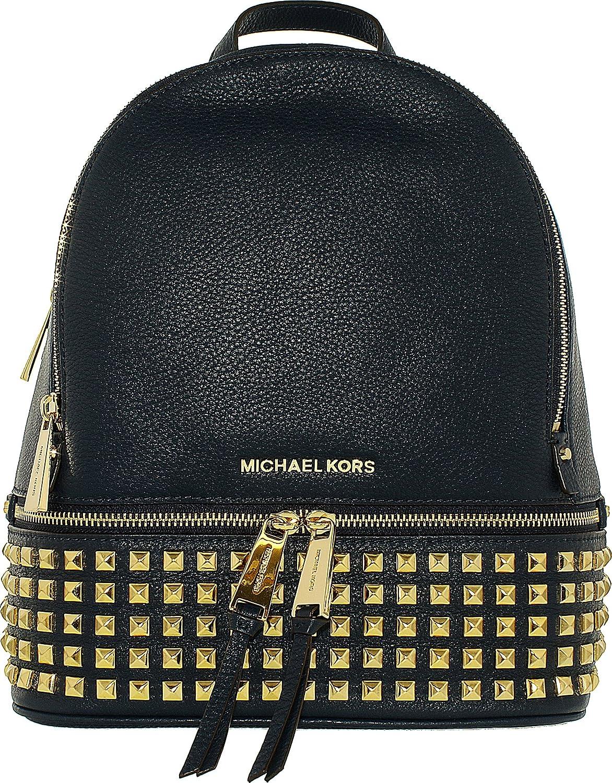 Amazon.com  MICHAEL Michael Kors Women s Small Studded Backpack  Michael  Kors  Shoes 7b4832c5306ee