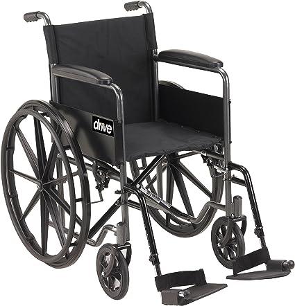 silla de ruedas sport