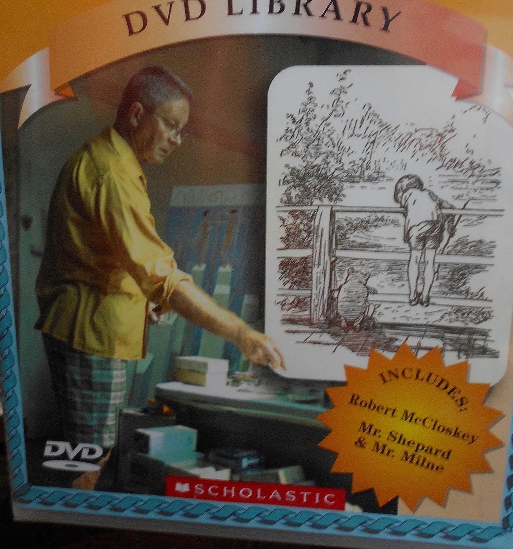 Amazon com: Famous Author Documentaries, Vol  2: Robert McCloskey