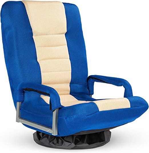 Match Station Mod Box Competition Swivel Back Rest Chair