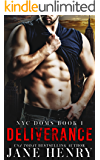 Deliverance (NYC Doms Book 1) (English Edition)