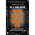 Wie niet weg is (Helen Grace Book 6)