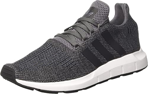 Adidas Swift Run Textile Low-top Comfort Sneakers Mens Trainers
