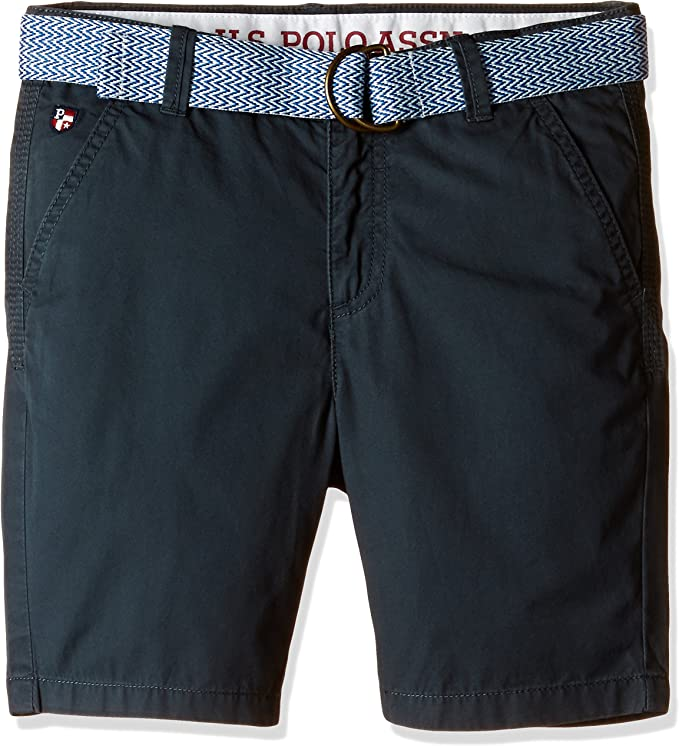 US Polo Association Boys' Shorts Boys' Shorts & Dungarees at amazon