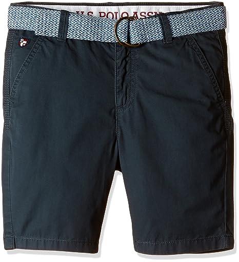US Polo Association Boys' Shorts Boys' Shorts at amazon