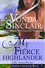 My Fierce Highlander: A Scottish Historical Romance (Highland  Adventure Book 1) Kindle Edition