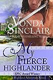 My Fierce Highlander: A Scottish historical romance story (Highland  Adventure Book 1)
