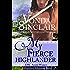 My Fierce Highlander: A Scottish Historical Romance (Highland  Adventure Book 1)