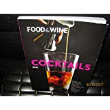 Food & Wine Cocktails 2016