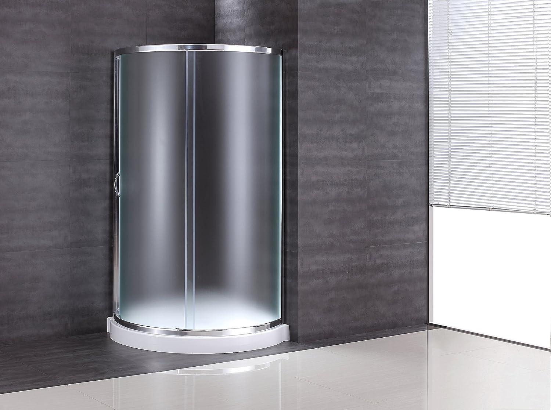 Superieur Amazon.com: Ove Decors Breeze 31 Shower Kit Paris Glass Without Walls:  Kitchen U0026 Dining