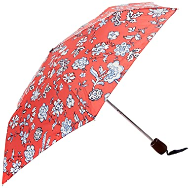 67f8a0858 Joules Women's Brolly Umbrella, Red Indienne Floral, (Size: One ...